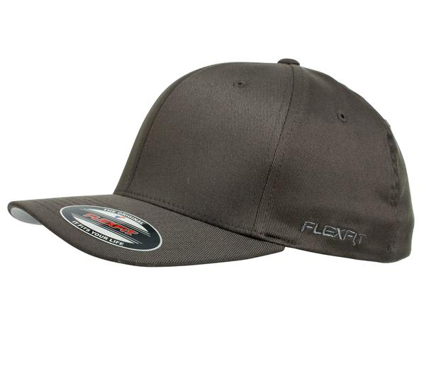 Flexfit 6277 Perma Curve Cap Dark Grey
