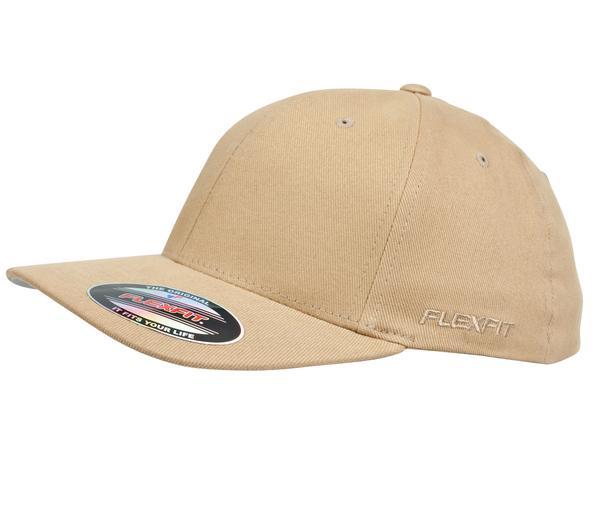 Flexfit 6277 Perma Curve Cap Khaki