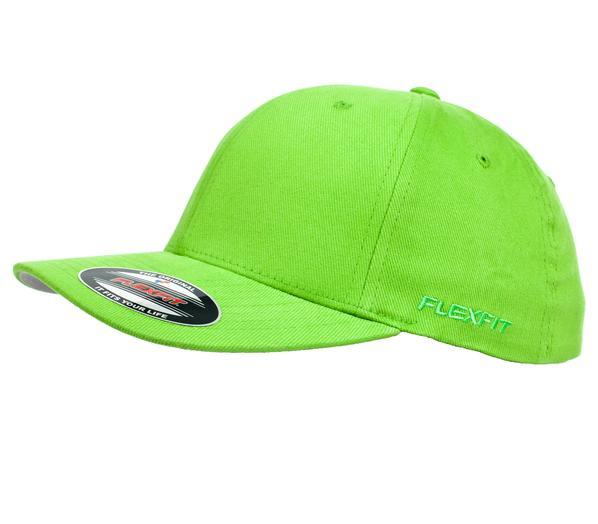 Flexfit 6277 Perma Curve Cap Kiwi