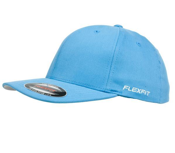 Flexfit 6277 Perma Curve Cap NSW Blue