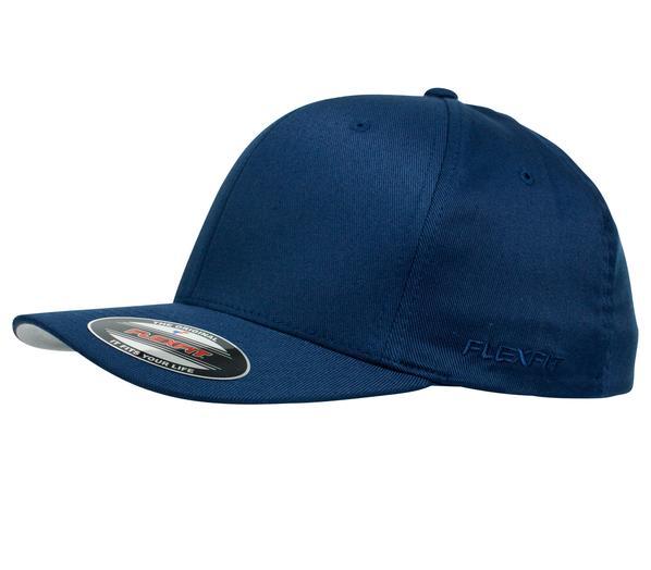 Flexfit 6277 Perma Curve Cap Navy