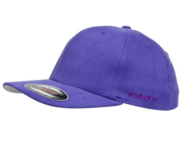 Flexfit 6277 Perma Curve Cap Purple