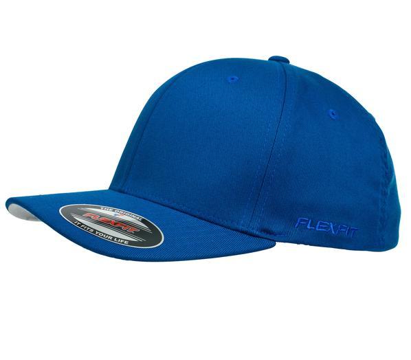 Flexfit 6277 Perma Curve Cap Royal