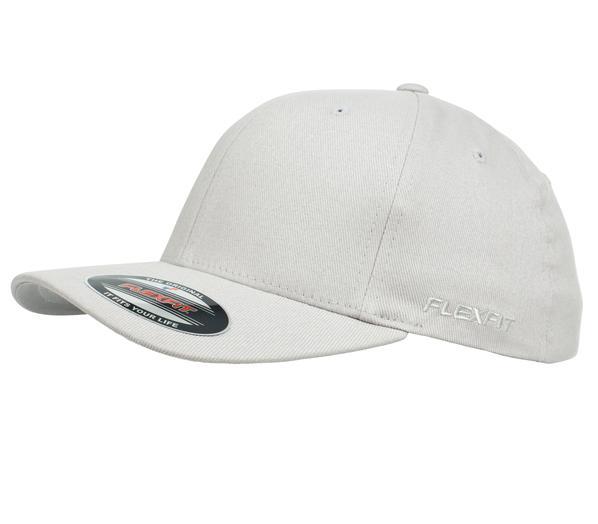 Flexfit 6277 Perma Curve Cap Silver
