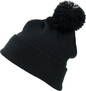 Pom Pom Beanie - buy in bulk from Australian wholesale supplier 134c6ece093